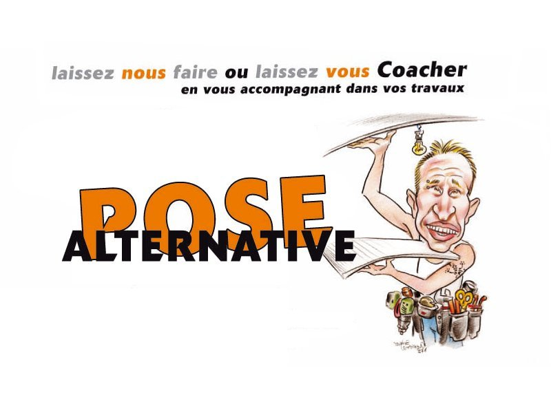 Alternative Pose Hirschland (67) partenaire travaux