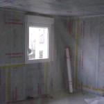 Isolation intérieure des murs