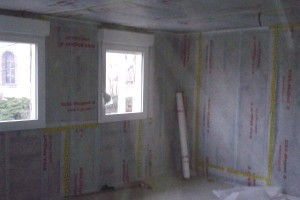 Isolation intérieur des murs